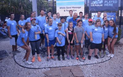 Buddy Up Tennis Sarasota Aces Annual Fundraiser