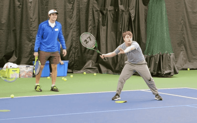 Good News: Buddy Up Tennis program serves youths with Down Syndrome