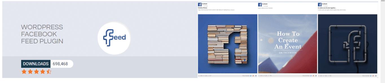 WordPress Facebook