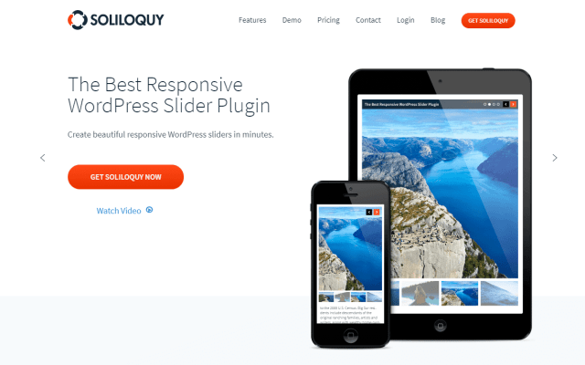 WordPress Image Slider Plugins Soliloquy-Best-Responsive