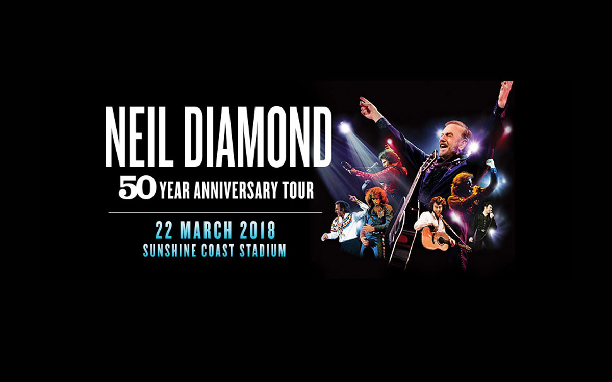 neil diamond concert