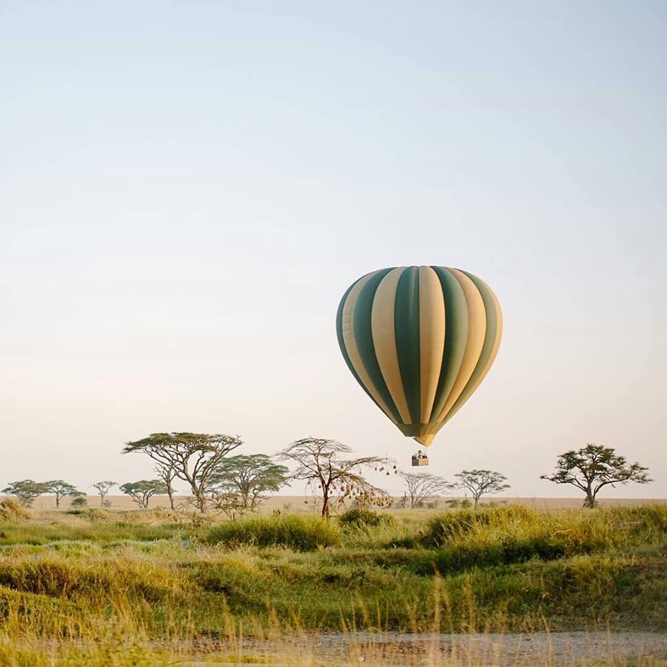 Balloon Safaris serengeti
