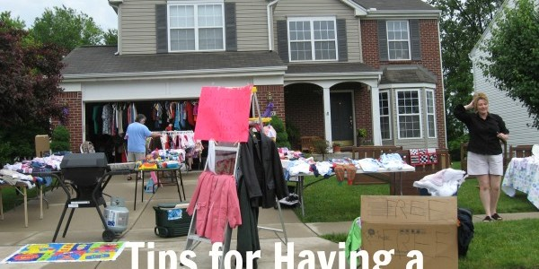 Tips for Having a Successful Garage Sale