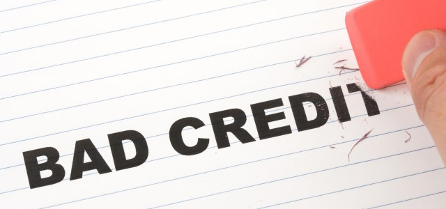 Can You Erase Bad Credit Instantly?