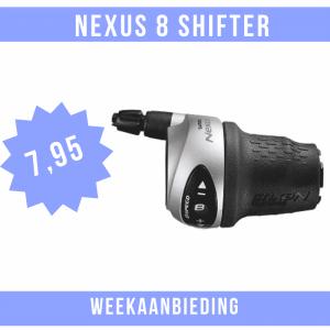 Shimano Nexus 8 shifter weekaanbieding