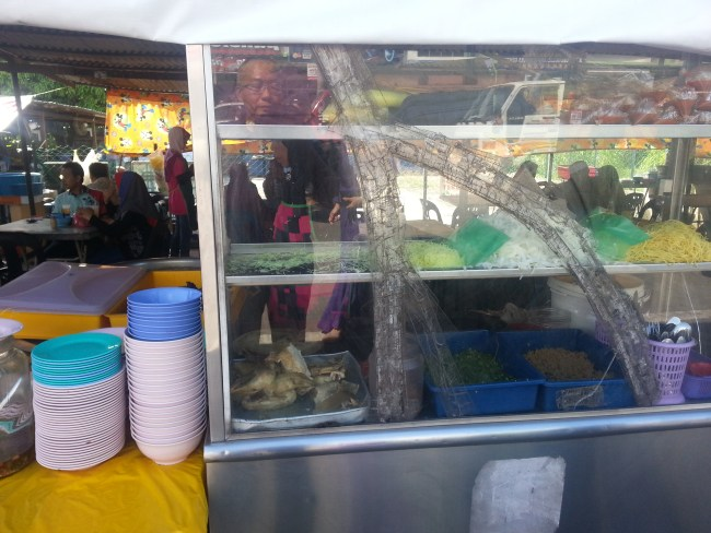 MEE SOUP STALL