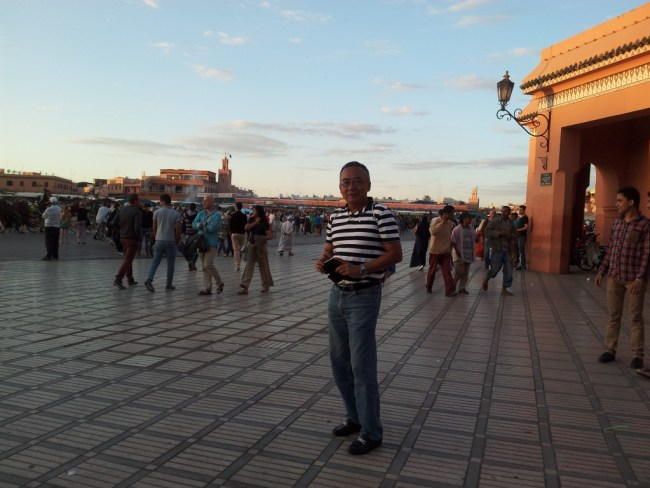 NIK AT JEMAA eL FNA's EDGE