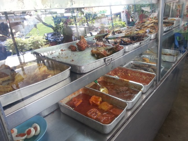 VARIETY OF DISHES