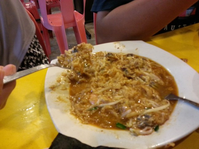 FRIED KOEY TEOW DISH