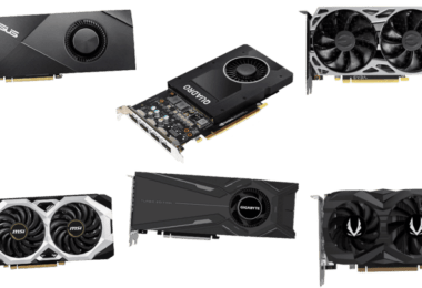 Best Graphics Card For Video Editing And Rendering