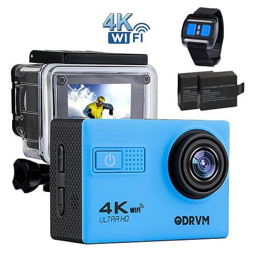 4k Ultra Hd Action Camera Review 2020