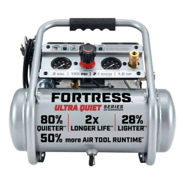 Fortress Air Compressor Review 2020