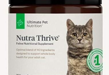 Nutra Thrive For Cats Reviews 2020