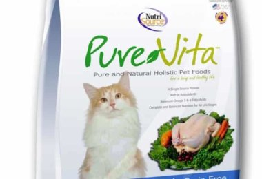 Pure Vita Cat Food Review 2020
