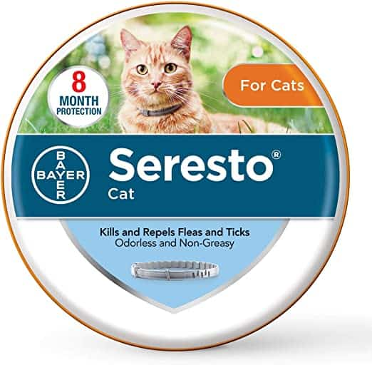 Seresto For Cats Reviews 2020