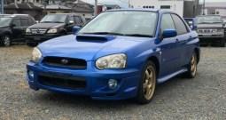 2004 Subaru Impreza WRX 2003 V-Limited -4652