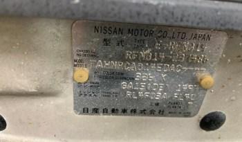 1996 NISSAN RASHEEN 1.5 TYPE2 4WD full