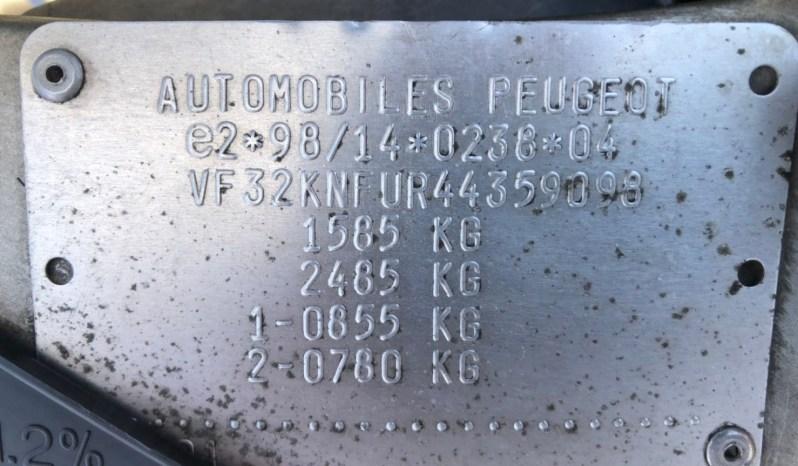 2005 Peugeot 206 SW – 9098 full