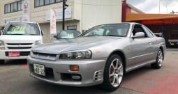 1999 Nissan Skyline Coupe 25GT-Turbo -6806