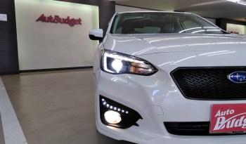 2017/02 Subaru Impreza G4 2.0i-L Eyesight black leather -2785 full