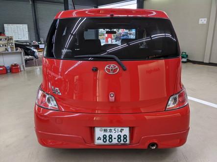2007/07 TOYOTA BB -3401 full