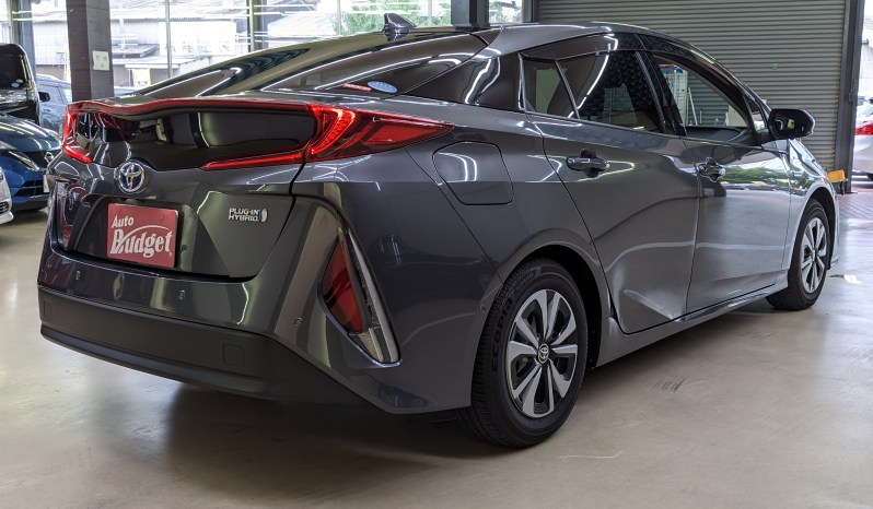 2018/4 TOYOTA PRIUS PHV S NAVIGATION PACKAGE SAFETY PLUS -9672 full