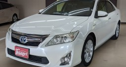 2012/8 TOYOTA CAMRY HYBRID G PACKAGE -0651