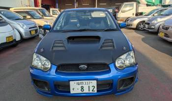 2004/08 SUBARU IMPREZA WRX WR LIMITED 2004 -5544 full
