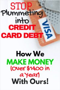 credit card debt, credit card debt tips, credit card debt payoff, make money, make money with credit cards