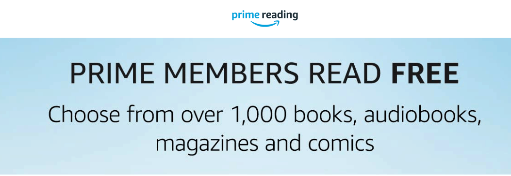 amazon hacks prime reading