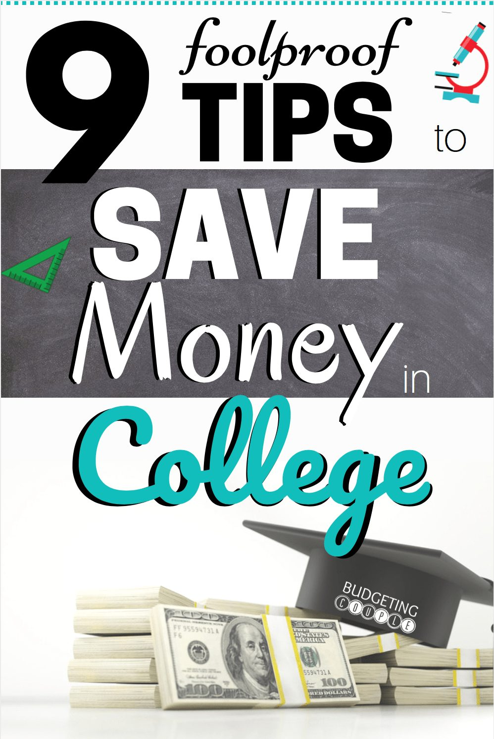 How to Save money in college, college tips and tricks, money saving tips for college students, college hacks for saving money, save money in college