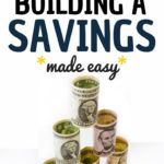 Savings, Saving money, how to save money, save money, money saving tips, saving money tips, build a savings, building a savings, paycheck to paycheck