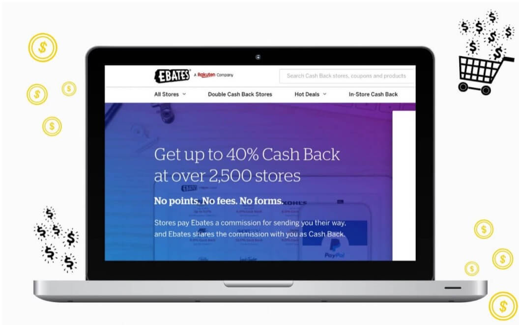 How does ebates work