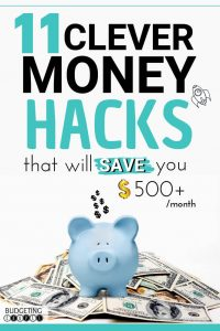 11 Actionable Money Hacks For Saving And Making (easy) Money
