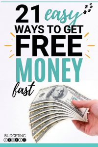 How To Get Free Money Now & Lots More in 2019 (Top 21 Ways