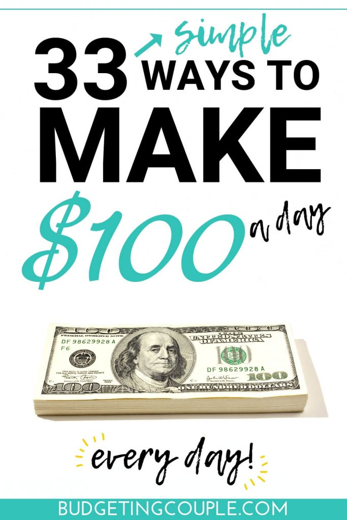 Make Money Now: 33 Ways to Make Cash Today