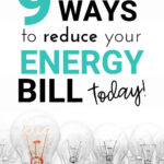 Ways to Save Money on Energy Bills | Budgeting Couple