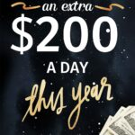 how to make $200 in one day