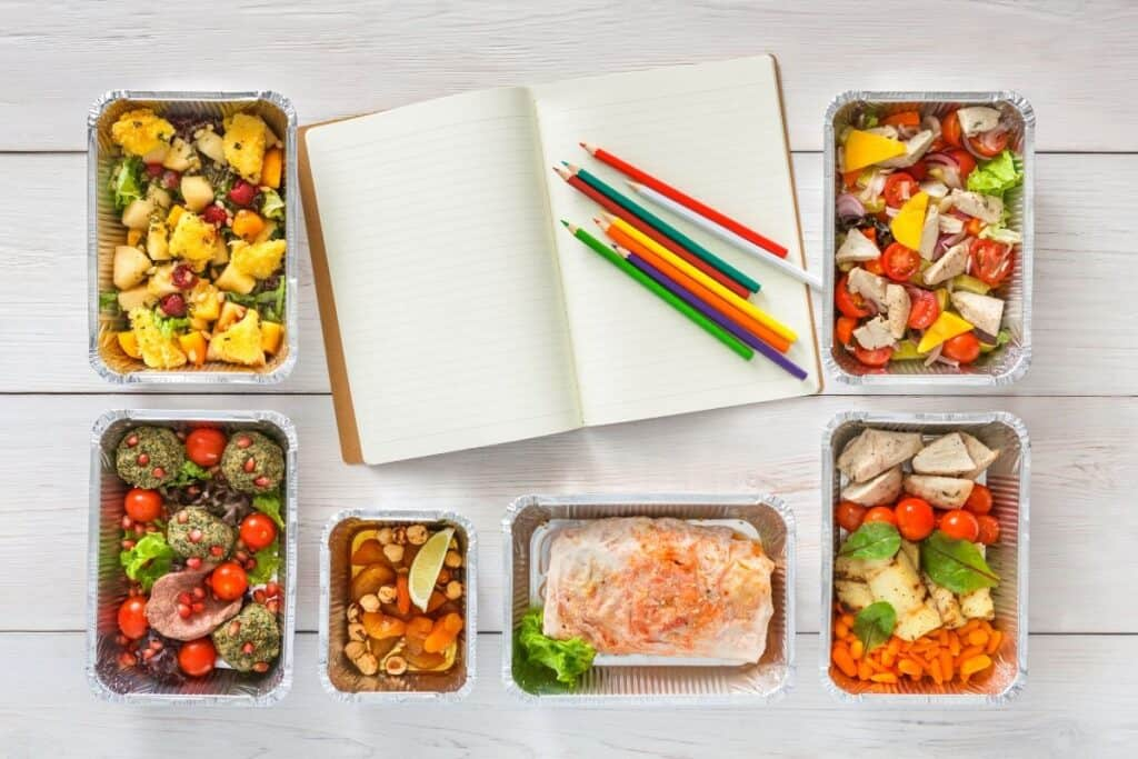 meal delivery services & meal planning