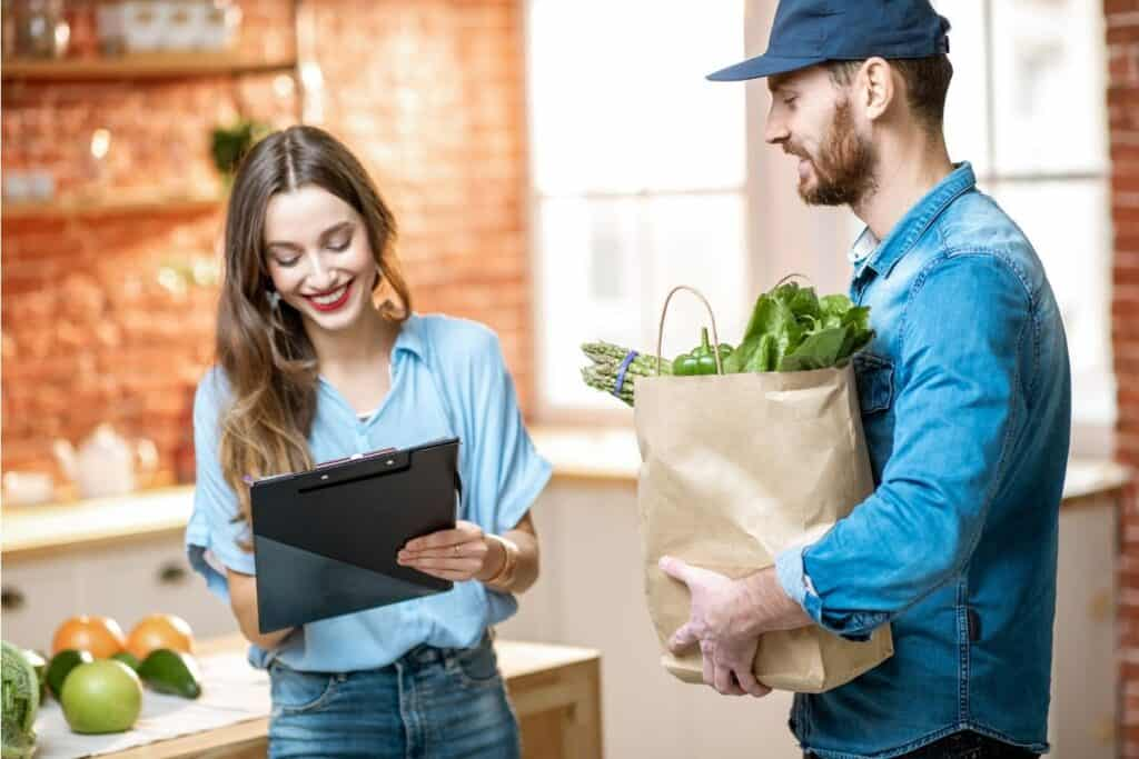 Best grocery delivery service and apps
