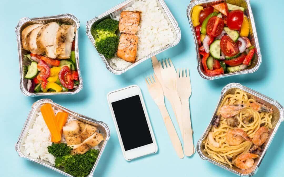 Get Food Delivered From Your Favorite Restaurants
