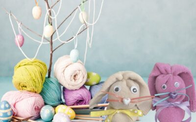 DIY Easter Sock Bunny Kids Craft (Cheap)