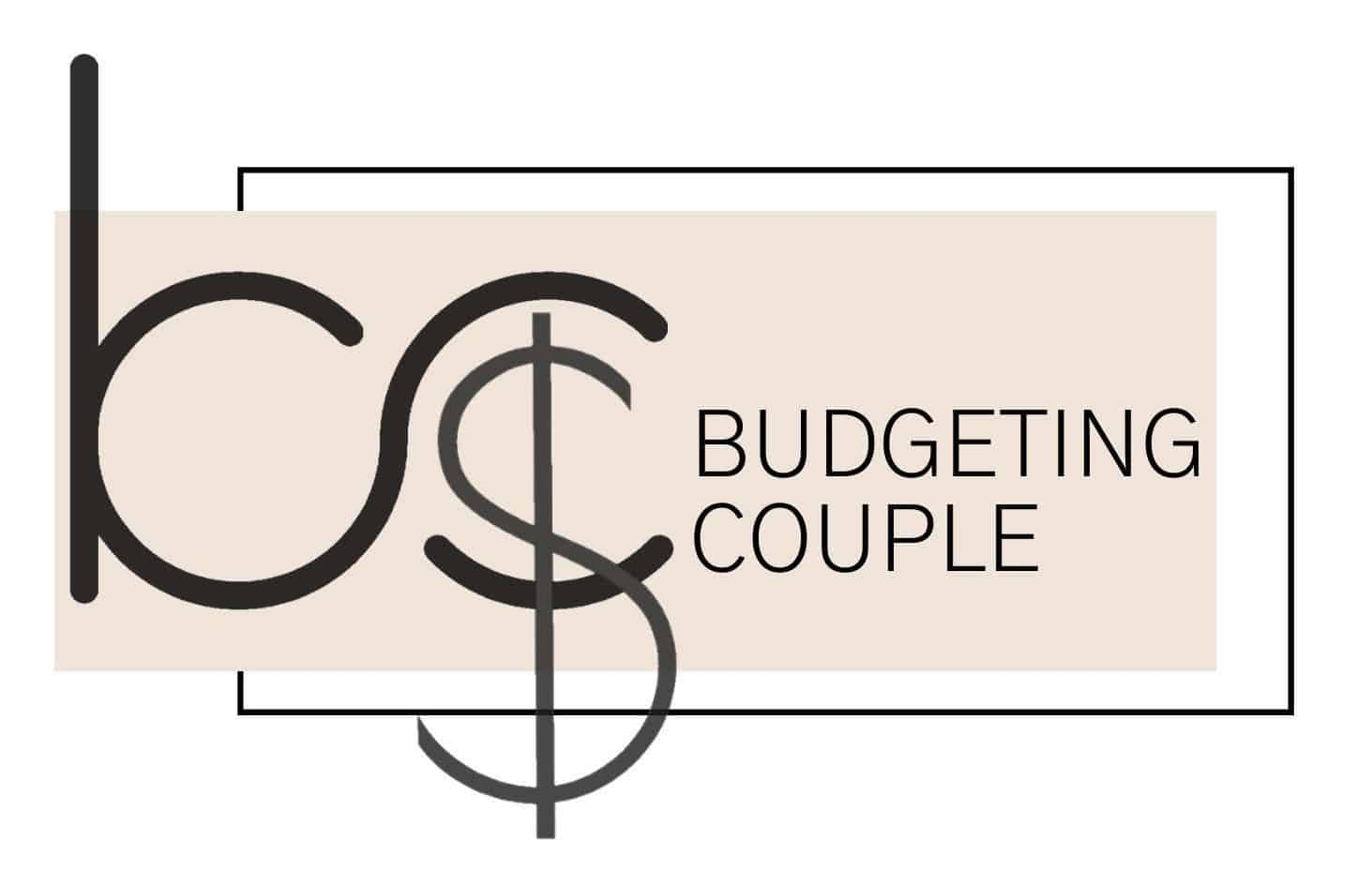 Budgeting Couple