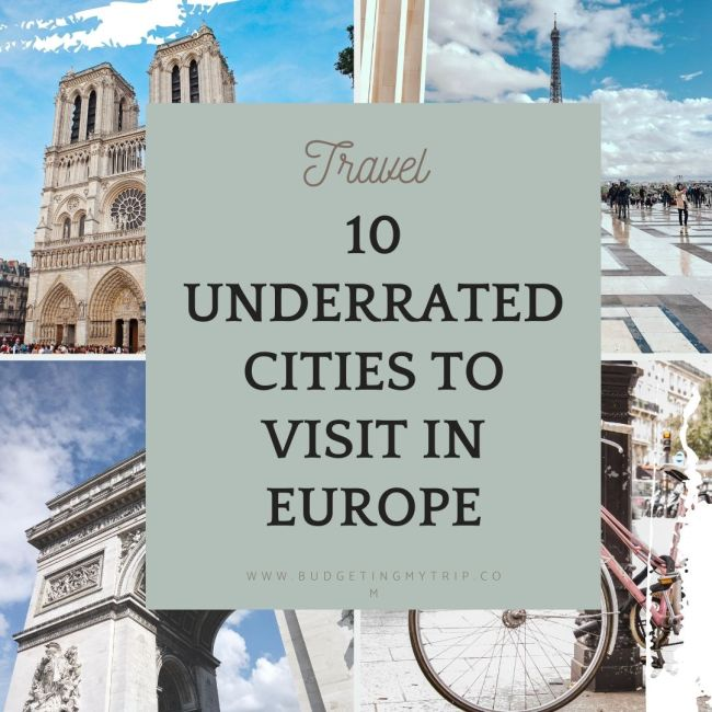 underrated cities in europe