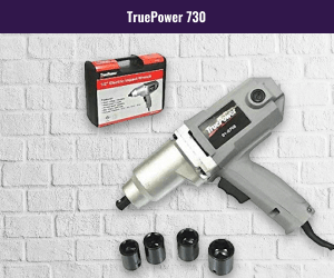 True Power Electric Wrench