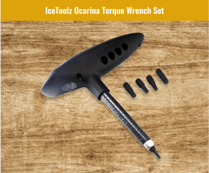 IceTools Ocarina Torque Wrench For Bikes