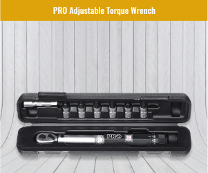 Pro Adjustable Bike Torque Wrench