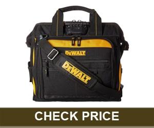 DEWALT DGL573 Tool Bag Review