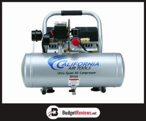 California Oil-Free Pancake Air Compressor