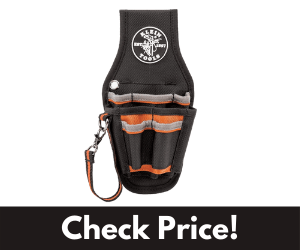 Klein Best Tool Pouch For Electrician